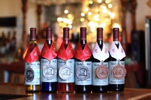 Hickory Hill award winning wines