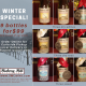 Hickory Hill Vineyards Winter Special 9 for $99 multi-pack
