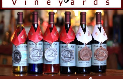 Hickory Hill Wine Club